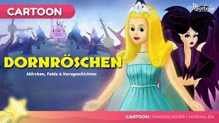 Märchen für Kinder - Folge 14: Dornröschen
