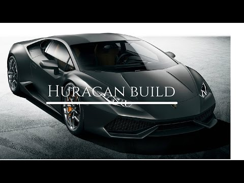 need for speed lamborghini huracan building off youtube. Black Bedroom Furniture Sets. Home Design Ideas