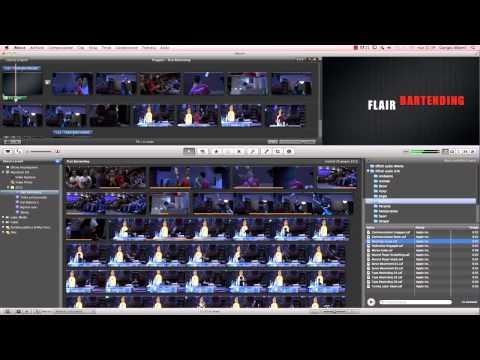 iMovie - Effetti audio e colonne sonore