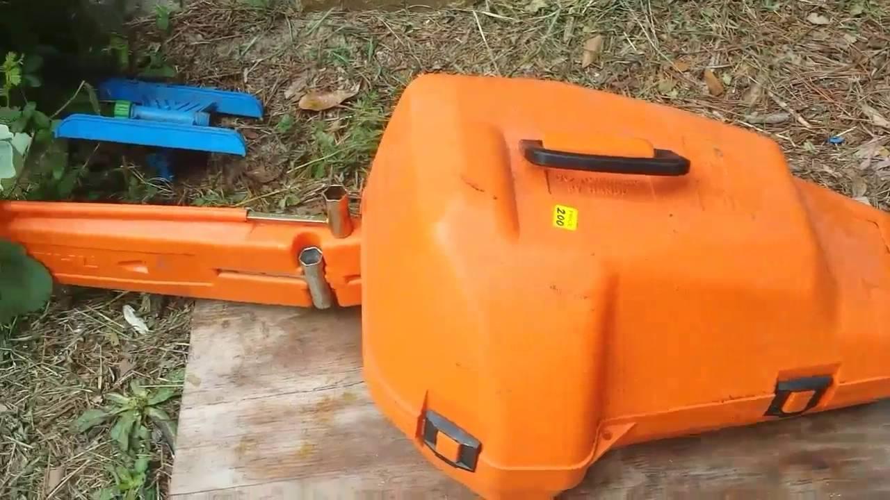 Yard sale score    stihl 025 chainsaw