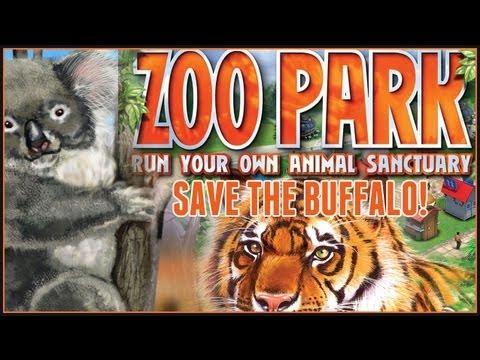 Save The Buffalo! (Zoo Park - Run Your Own Animal Sanctuary)