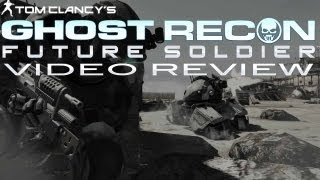Ghost Recon: Future Soldier Gameplay Review