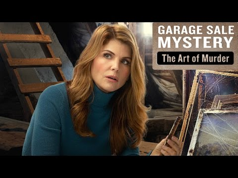Garage Sale Mystery: Art of Murder