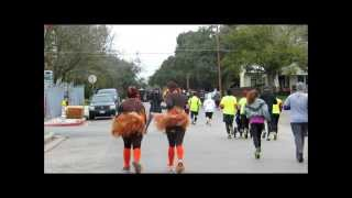 Shiner Beer Run Half Marathon & 5k 2013
