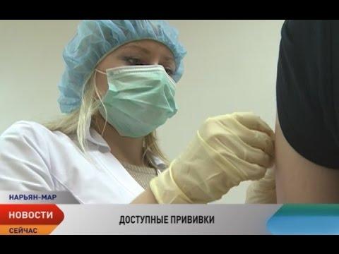 Медики НАО предлагают сделать вакцину от гриппа вне стен поликлиники