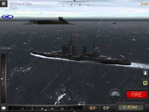 Atlantic Fleet   blowing in the wind
