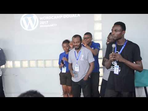 WordCamp Douala 2017