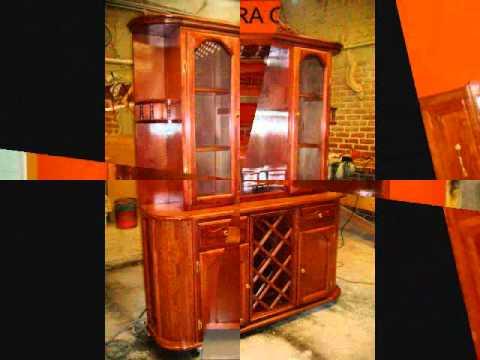 Muebles hechos en mexico youtube for Modelos de muebles de madera