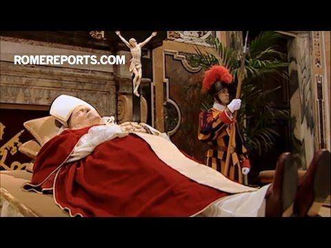 Những giờ phút cuối của Đức Giáo Hoàng Gioan Phaolo II