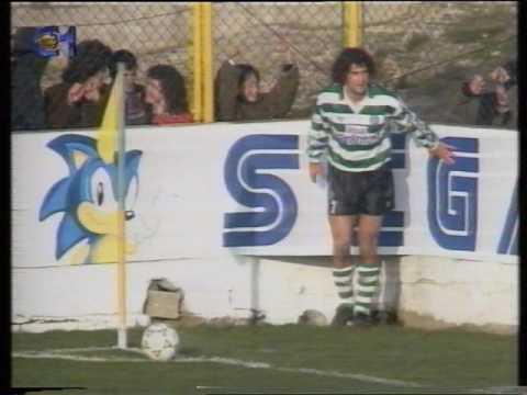17J :: Paços Ferreira - 0 x Sporting - 3 de 1992/1993