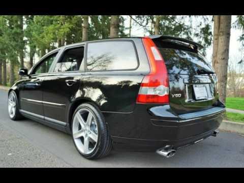 2006 Volvo V50 2.4i Wagon HEICO Edition Black On Black for ...