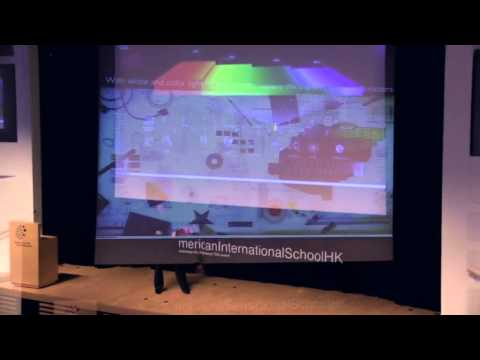 Planet LED: Teddy Lo at TEDxAmericanInternationalSchoolHK