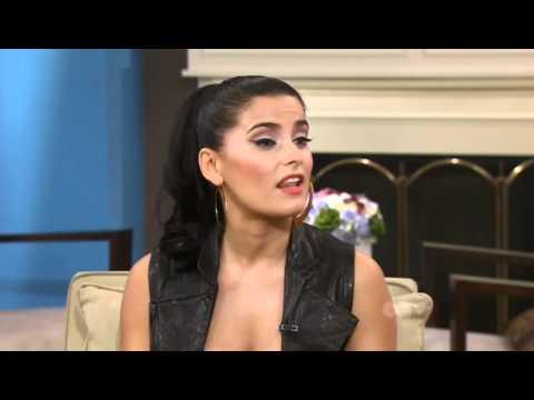 Nelly Furtado - Interview @ Canada AM