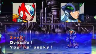 PSX Longplay [170] Mega Man X6