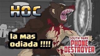 LA LEGENDARIA MAS ODIADA || HOMBRE OSO CERDO || South park phone destroyer