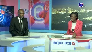 THE 6PM NEWS WEDNESDAY 15th JANUARY 2020 - EQUINOXE TV