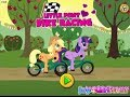 My Little Pony Online Games - My Little Pony Bike Racing Game