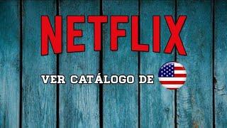 Ver Netflix de Estados Unidos septiembre 2019