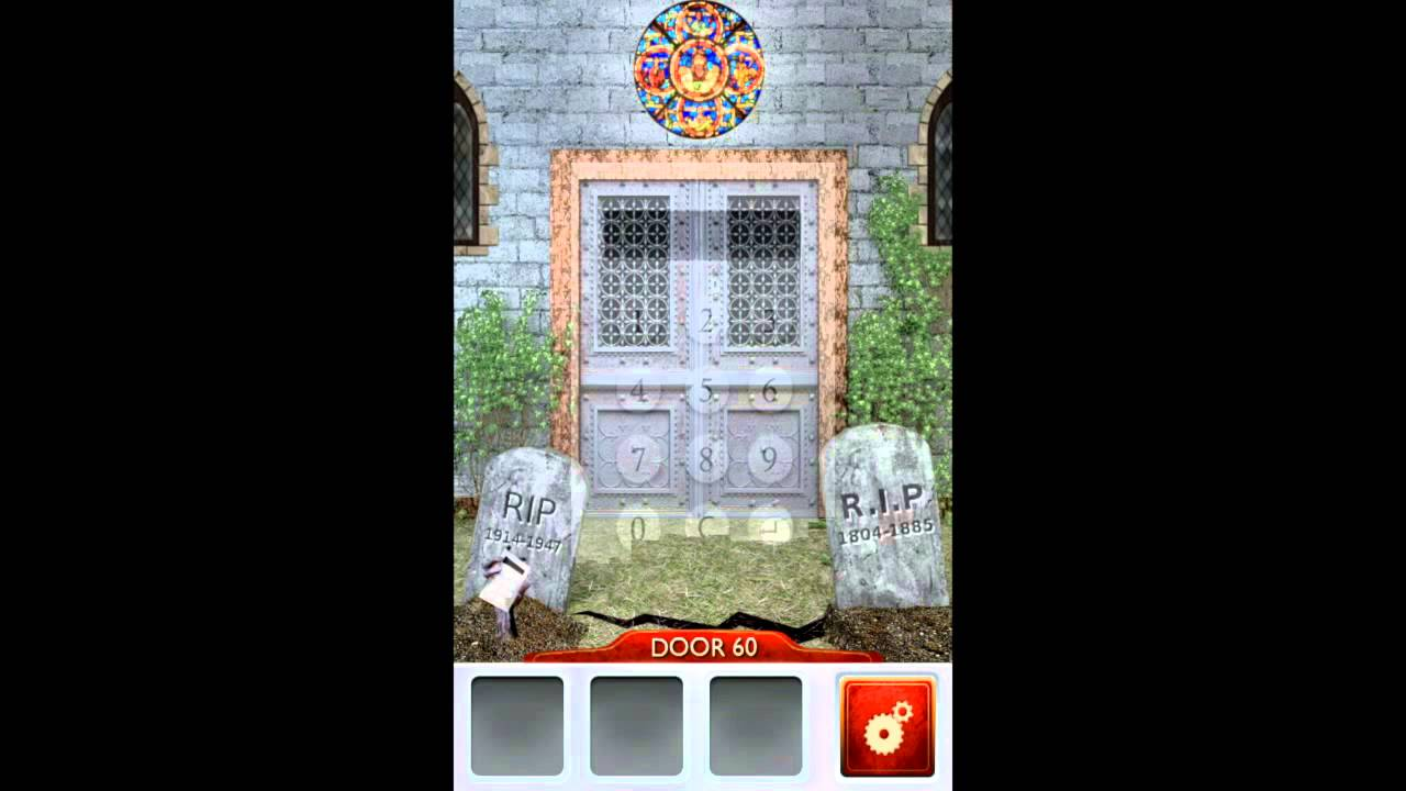100 doors 2 level 60 walkthrough youtube for 100 doors door 60
