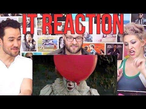 IT trailer #2 - REACTION