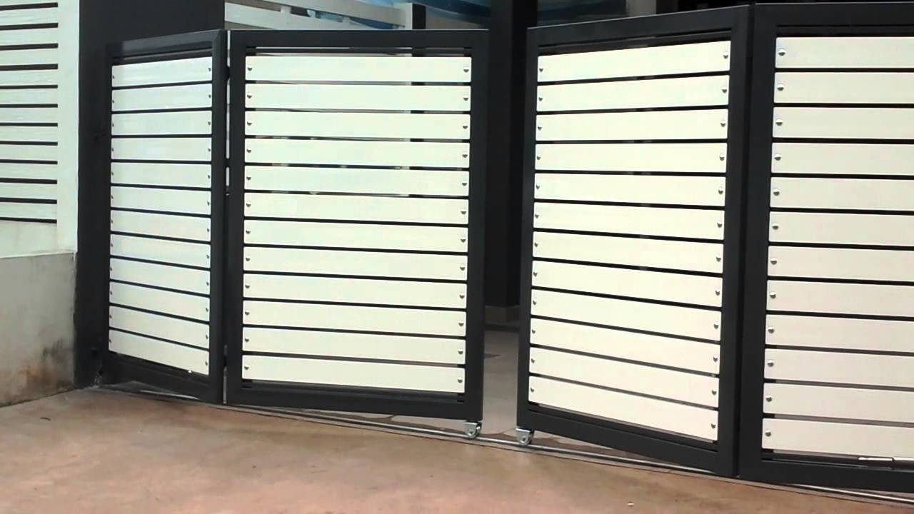 Auto Gate System 016 6927308 Youtube