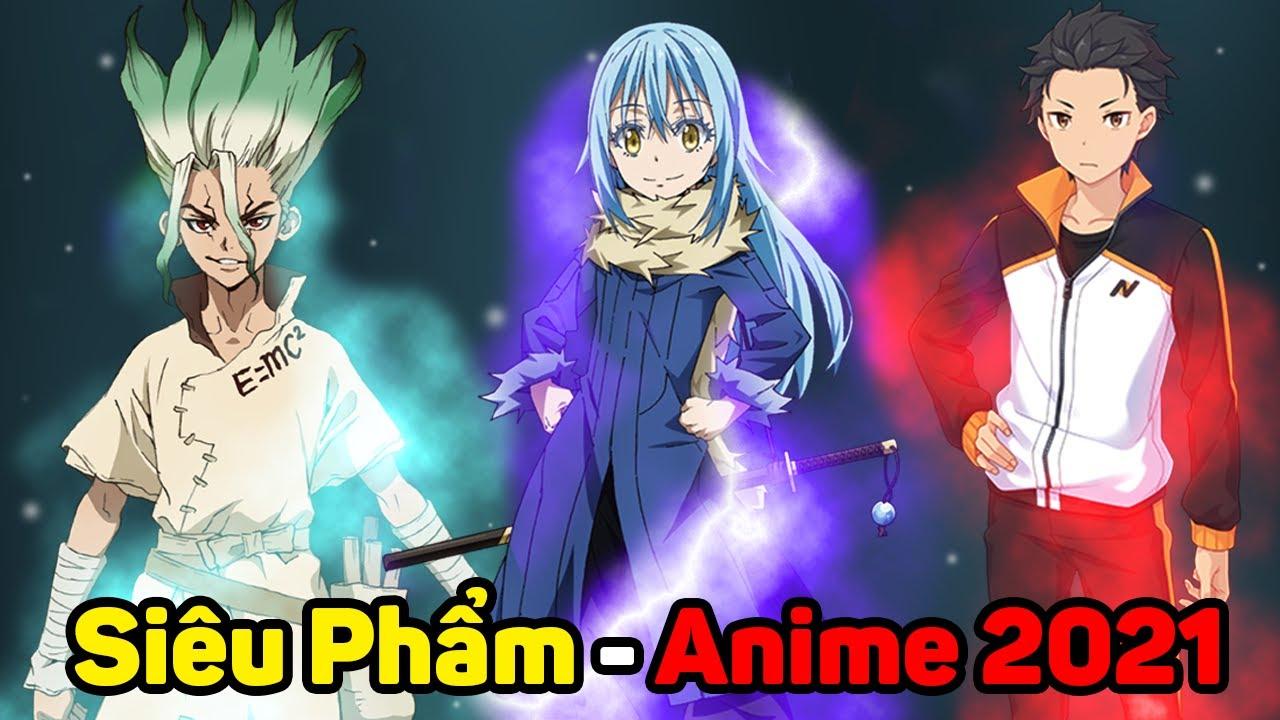 Top 10 Phim Anime Siêu Phẩm Quay Trở Lại Đáng Mong Đợi Nhất Năm 2021