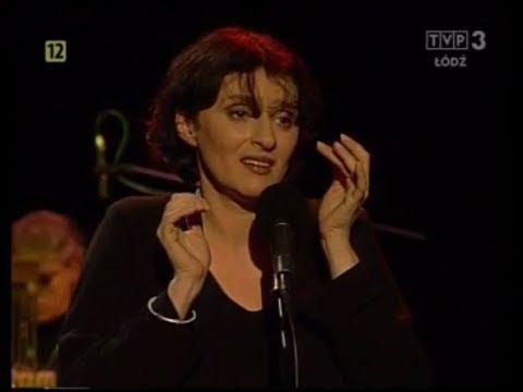 Trójka w Trójce - Piosenki Piaf śpiewa Agnieszka Matysiak - fragment (prawdo. 2001)
