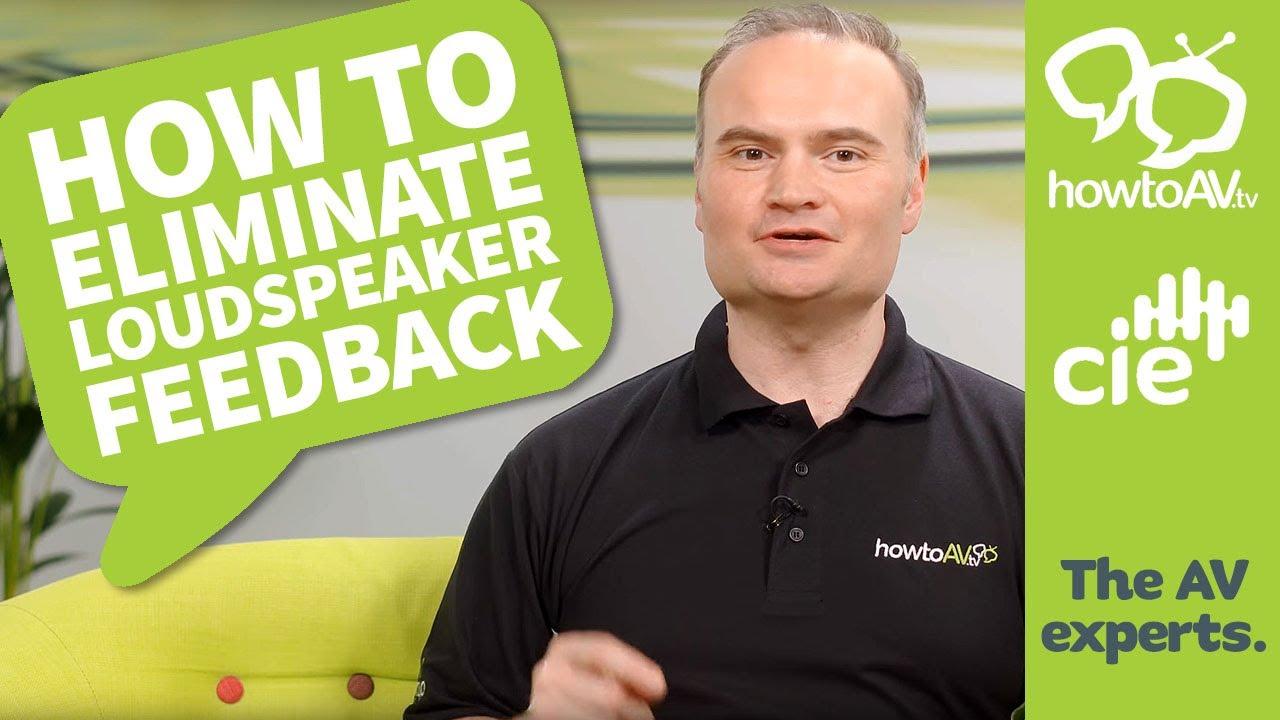 how to fix microphone feedback
