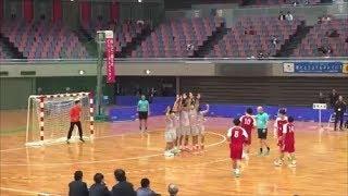 【ハンドボール】2018インカレ男子決勝!大奮闘!第2延長の結末は…【インカレ】handball