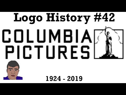 LOGO HISTORY #42 - Columbia Pictures
