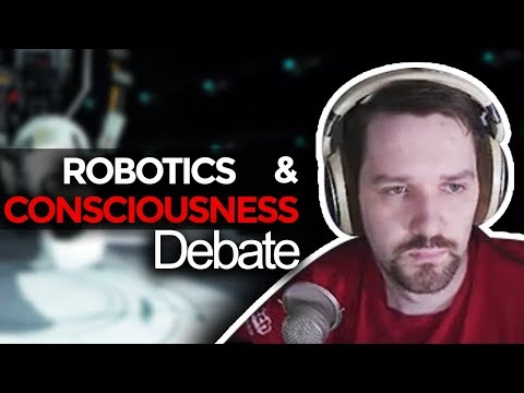 Consciousness, Robotics & The Human Mind - Debate with Fan
