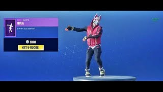 [FREE] FORTNITE - HULA EMOTE REMIX (Prod. Fortnite Bants)