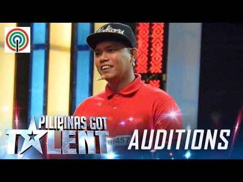 Pilipinas Got Talent Season 5 Auditions: Geffrey delos Reyes - Close-up Magician