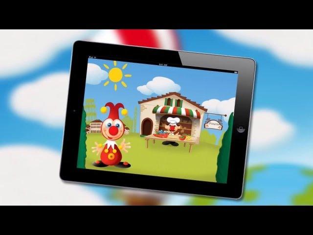 Jokie app voor tablets (iPad en Android) - Efteling
