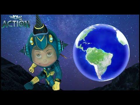 Vir: The Robot Boy | Hindi Cartoons for kids | Earth In Toruble | WowKidz Action thumbnail