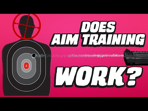 Can An Aim Trainer Fix Your Shots? - Doubling K/D In 1 Week With AimLab