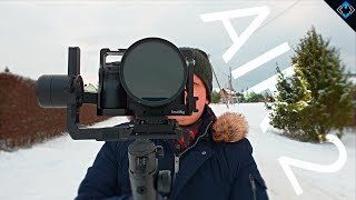 Moza Air 2 Review - The Most Advanced Camera Gimbal Yet?