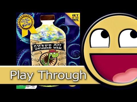 Hilarious Snake Oil Playthrough