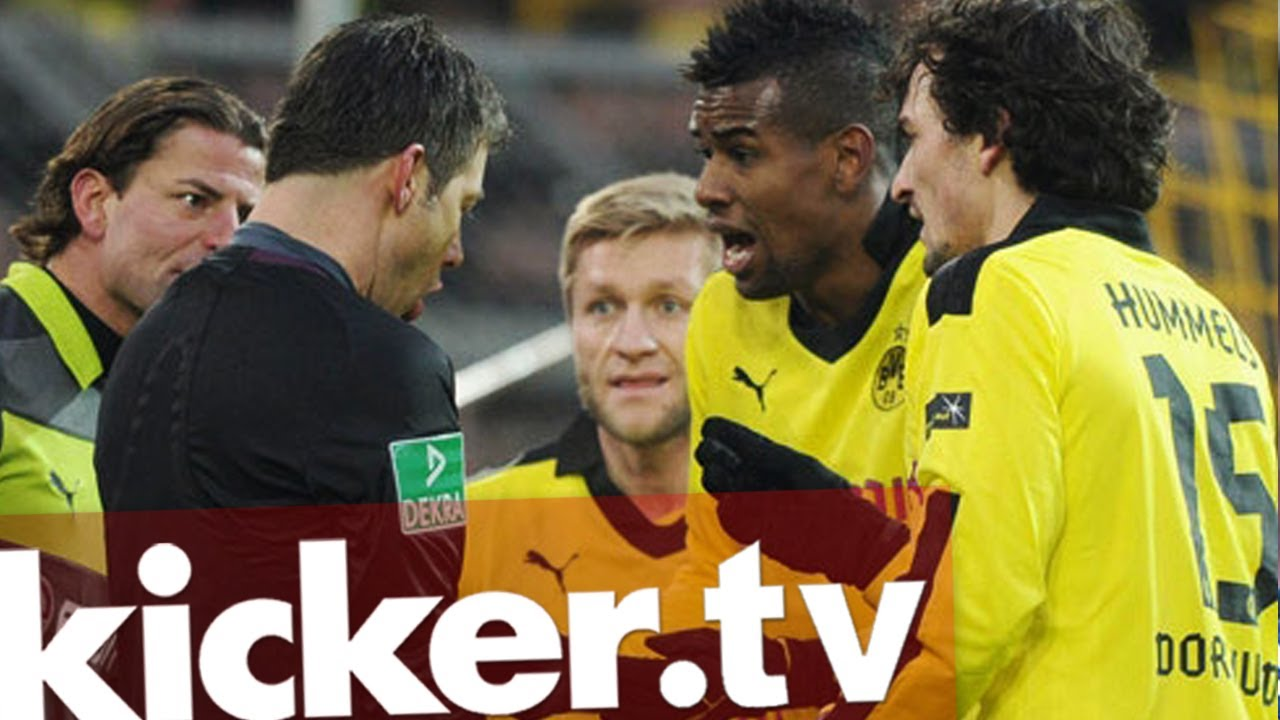 Stark und der BVB - Zorc glaubt nicht an Zufälle .. . kicker.tv