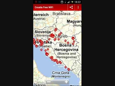 Croatia Free WiFi