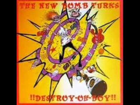New Bomb Turks - Mr Suit (Wire cover).wmv