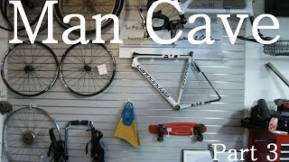 Building The Ultimate Garage Man Cave Part 3
