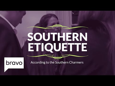 Southern Charm: How to be Southern, According to the Charmers | Bravo