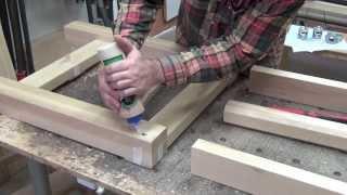 Building A Cnc Router Table (Изготовление стола для Cnc фрезера)