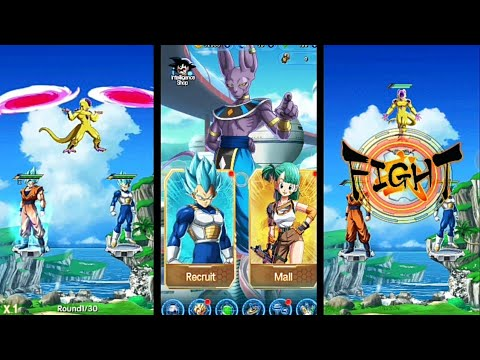 DOWNLOAD NEW Dragon Ball Fighters Z Game Evolution Z For Android - 동영상