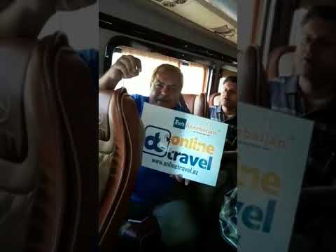 Group Thoughts on car trip - Trip to Azerbaijan
