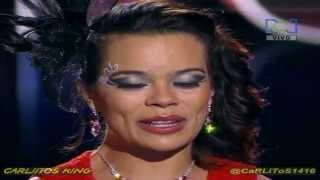 Colombia Tiene Talento 2T - LILA DI - GALAS EN VIVO  - 25 de Junio de 2013.