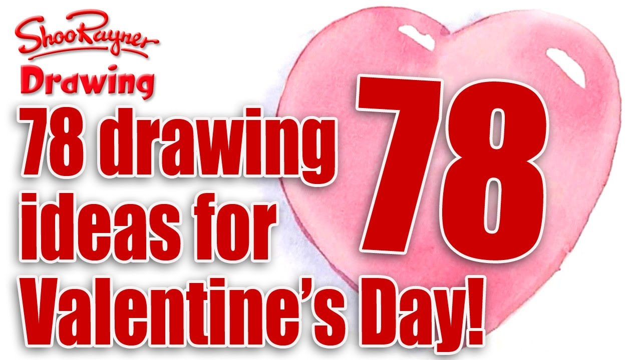 Drawing Ideas For Valentines Drawing Ideas Drawing Pictures – Youtube Valentines Day Cards
