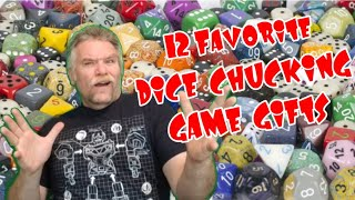 12 Favorite Dice Chucking Gift Games For Christmas - Part 1