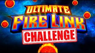 I PLAY EVERY 🔥🔥 ULTIMATE FIRE LINK 🔥🔥 SLOT MACHINE For CASINO CHALLENGE! SDGuy1234